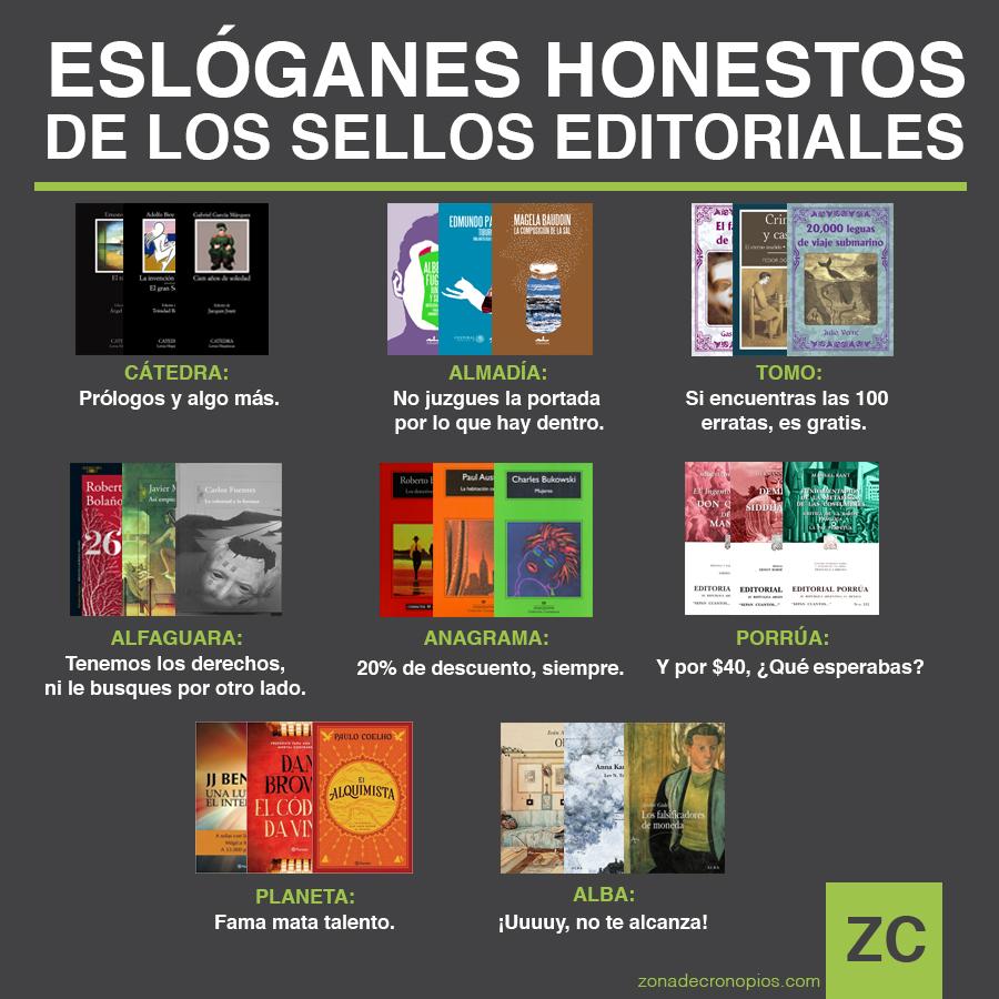 Sellos editoriales 2019