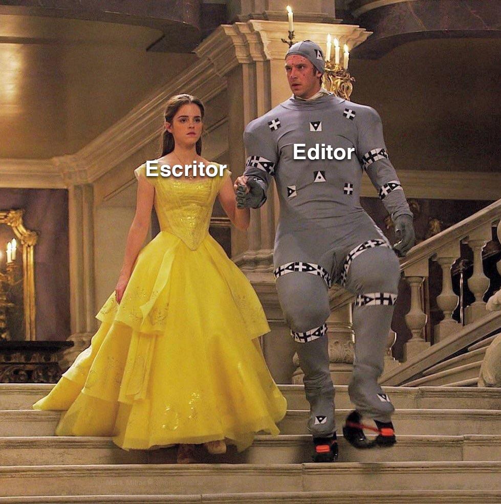Escritor Editor